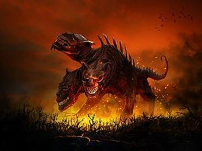 3 headed beast
